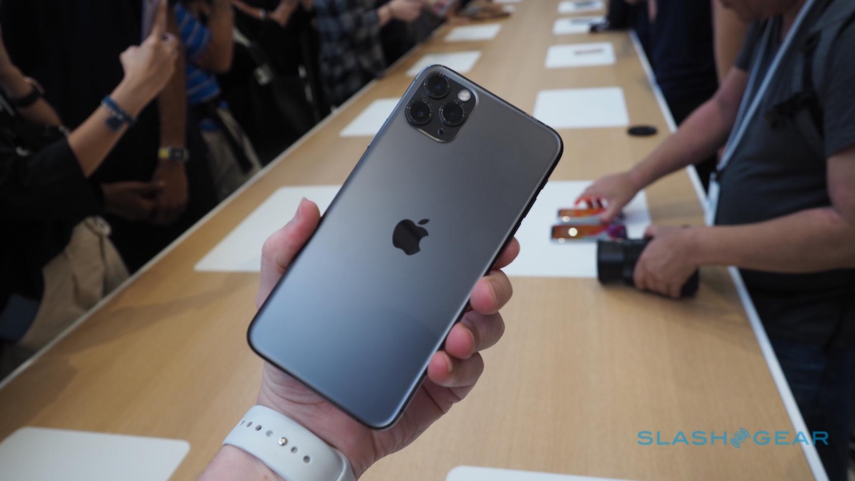 iPhone 11 Pro hands-on: That flagship feeling - SlashGear