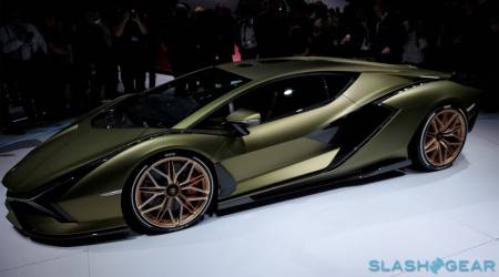 Lamborghini Sian FKP 37 debuts in Germany with monster V12 power