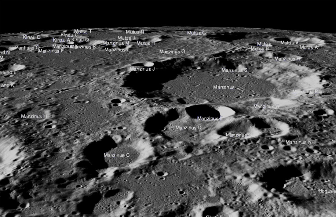 NASA plays Where's Waldo? with India's crashed Moon lander