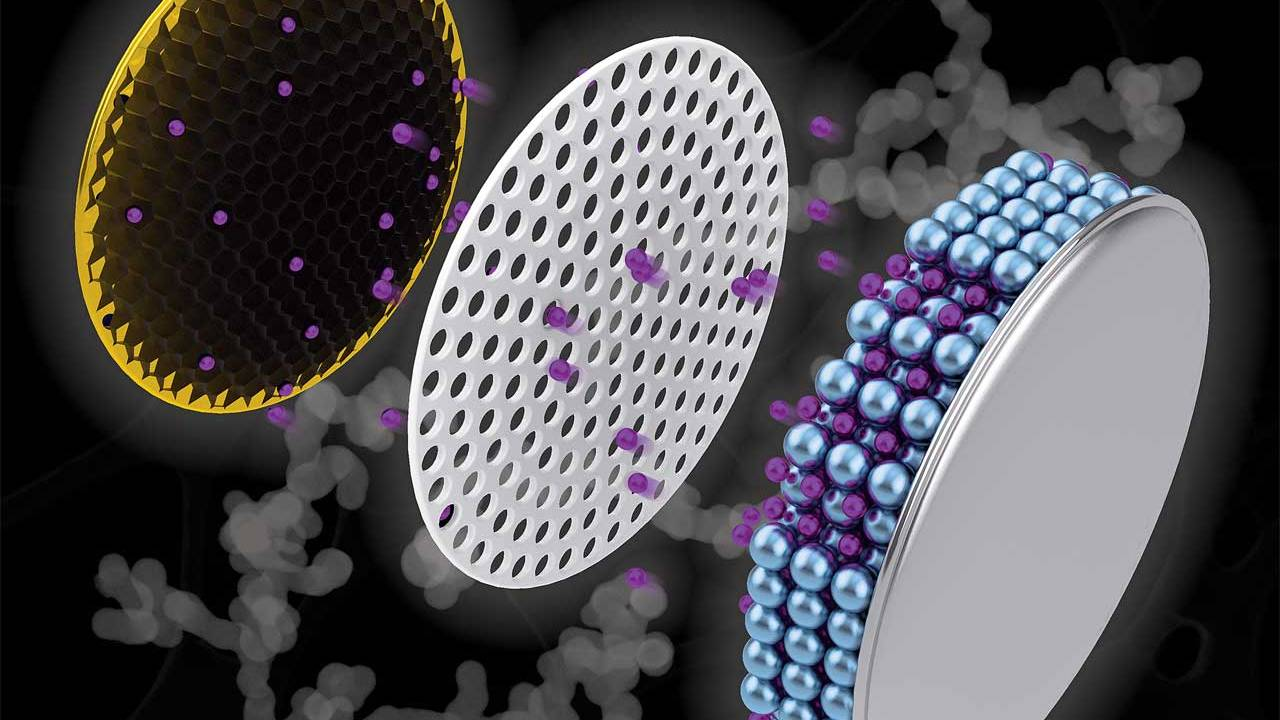 Nanochains could increase battery runtime and speed charging