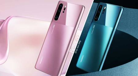 Huawei P30 Pro gets makeover to shortcut Trump's Android ban