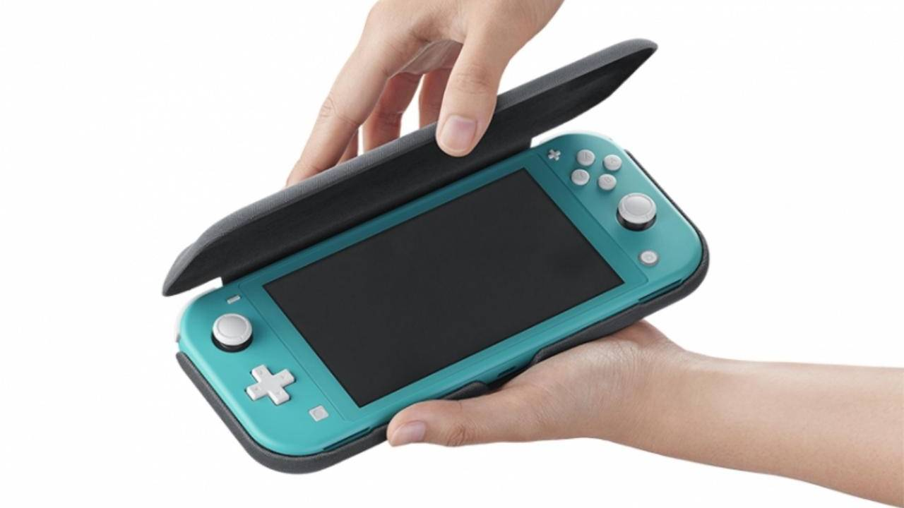 Nintendo Switch Lite gets a Flip Cover but only in Japan