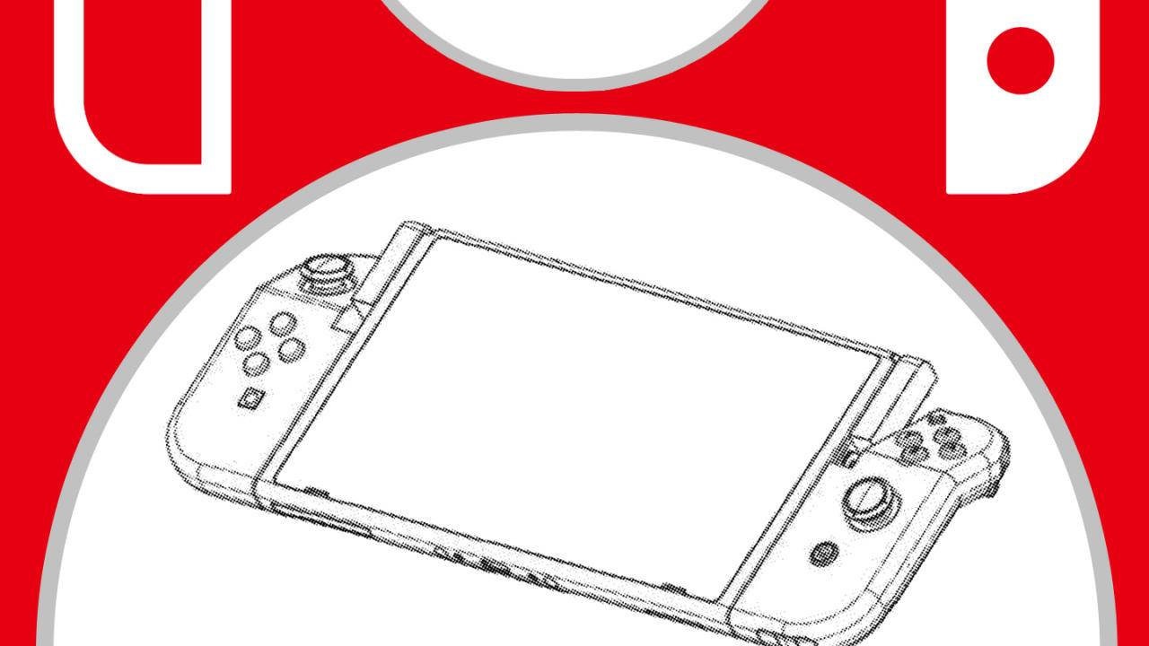 Nintendo Switch Joy-Con patent shows odd bending design