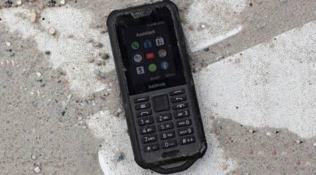 Nokia 800 Tough phone falls 1.8-meters to concrete, still runs WhatsApp