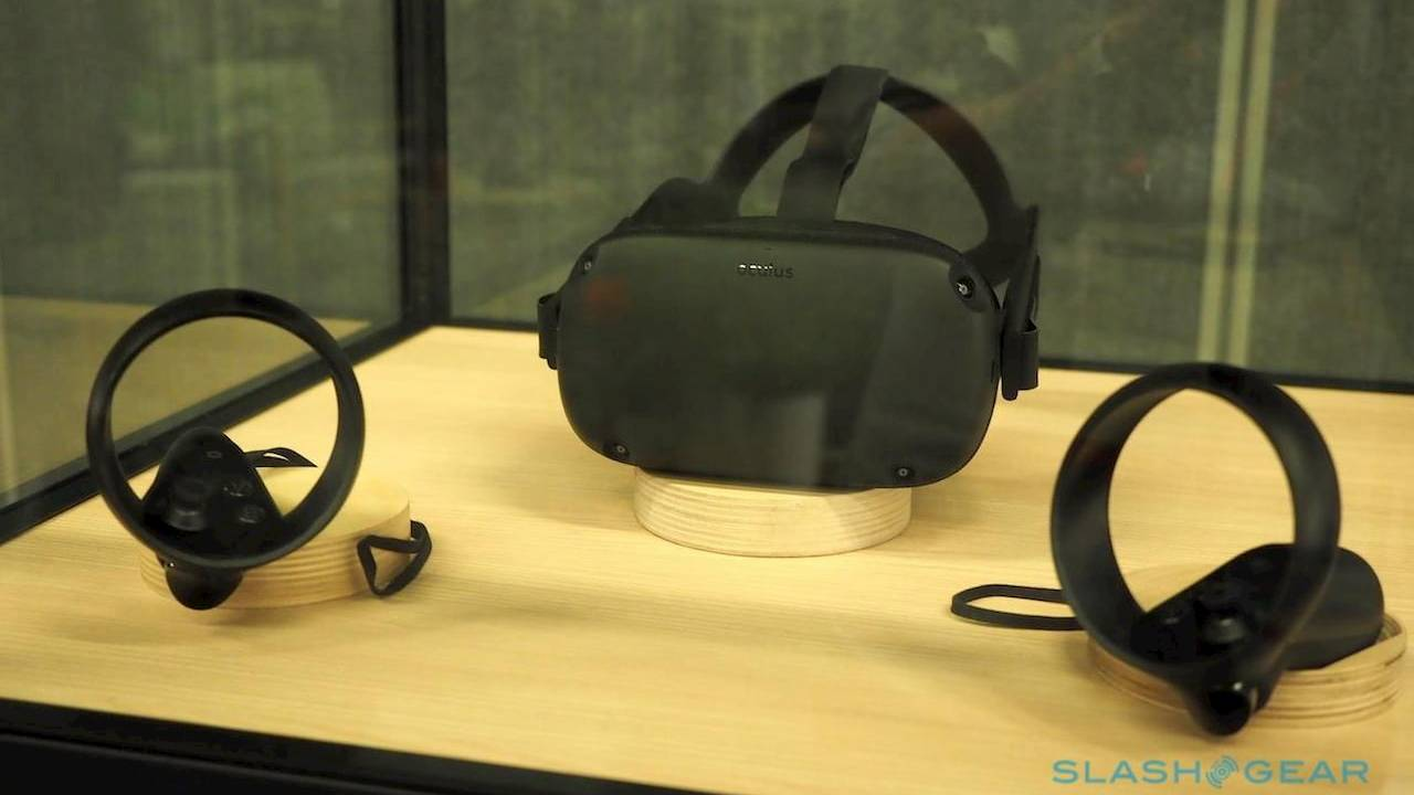Oculus Link, Passthrough+ head to Oculus Quest this year