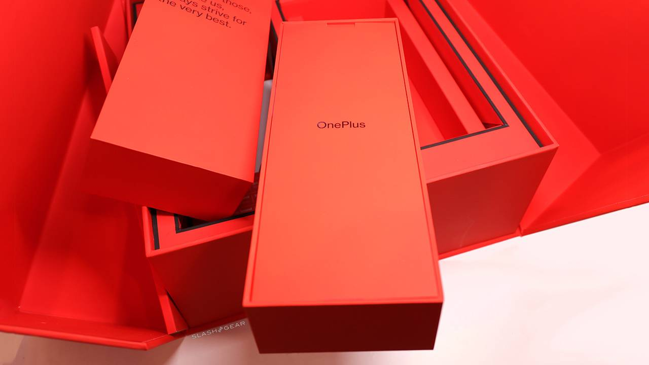 OnePlus 7T's most important feature is the box