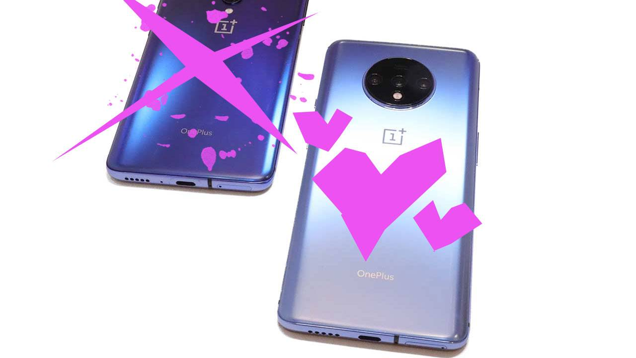 T-Mobile OnePlus 7T VS 6T and a lack of Pro