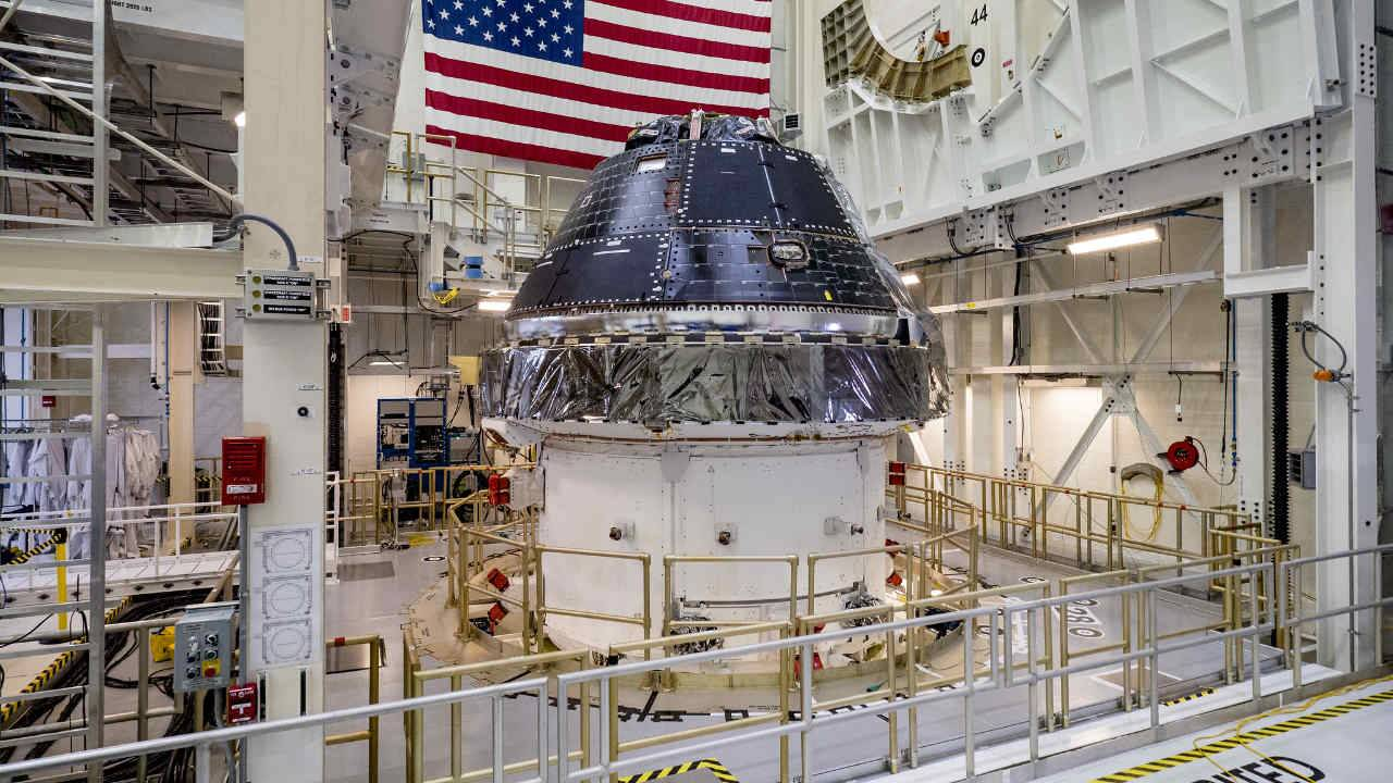 NASA awards major Artemis contract for at least six Orion spacecraft