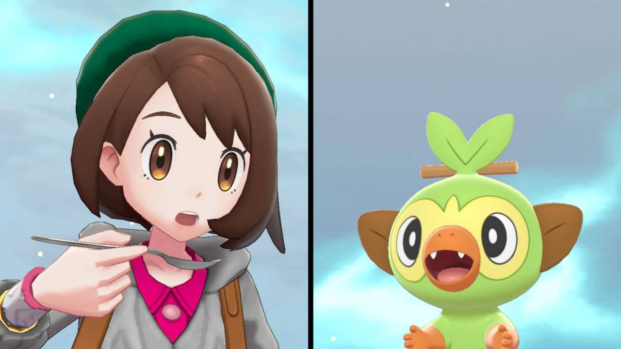 Pokemon Sword and Shield will let you camp with your Pokemon