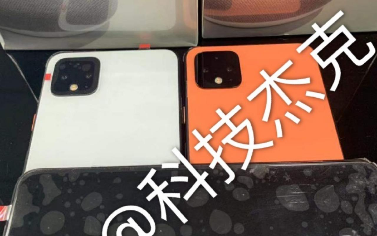 Google Pixel 4 To Come In Orange 90hz Screen Camera Motion