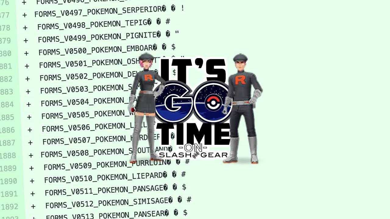 Pokemon GO Unova Region first 37x you can catch now