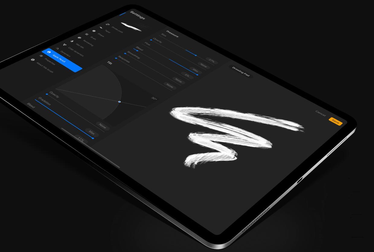 Procreate 5 Detailed Photoshop Brushes Animation Tools And New Ui Slashgear