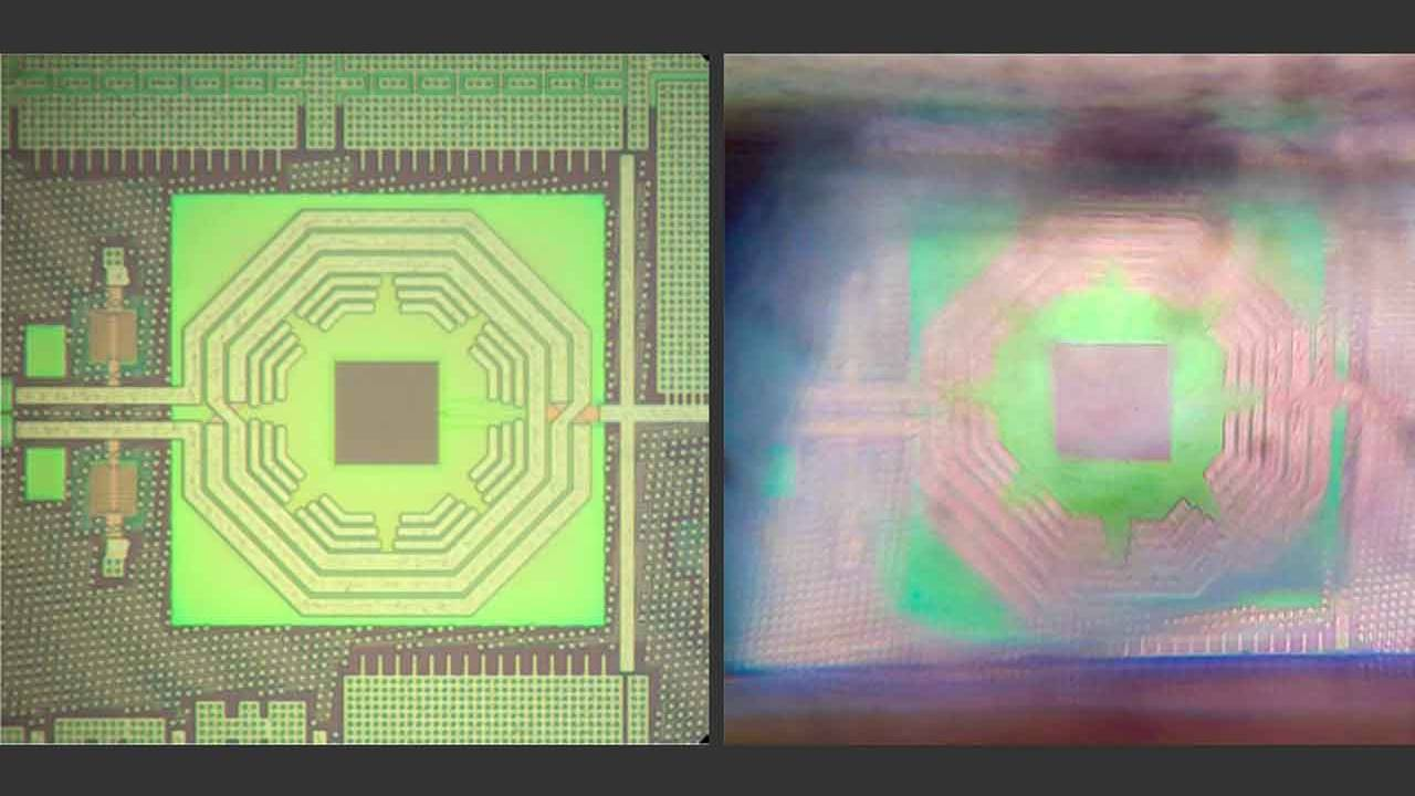 MIT researchers create a diamond-based quantum sensor on a chip