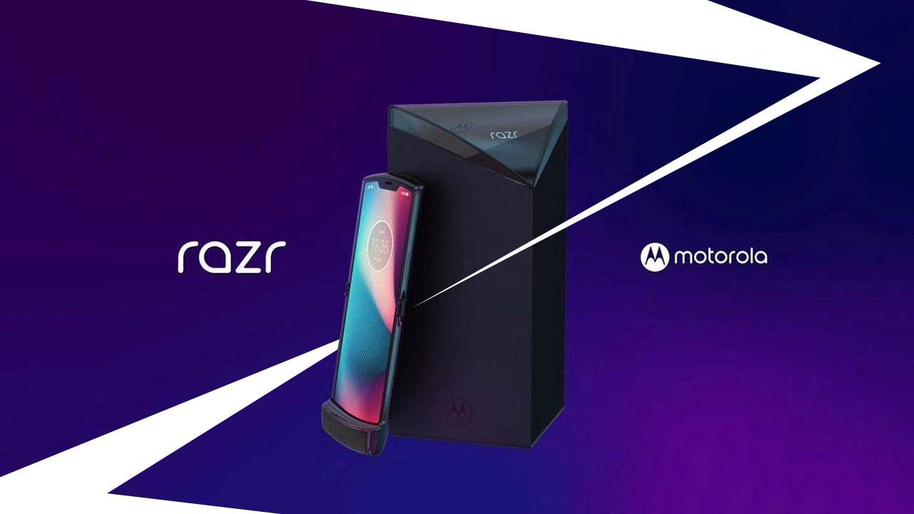 Foldable screen Motorola Razr tipped for Q4 2019