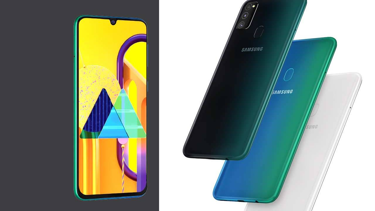 Samsung Galaxy M30s released with 6k battery for less than $200