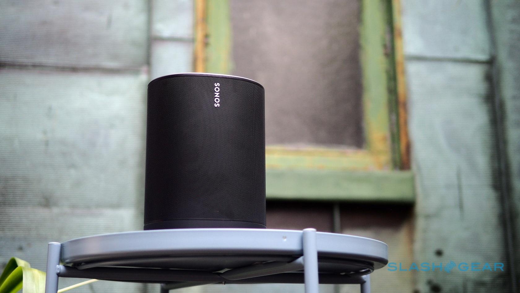Sonos Move Hands