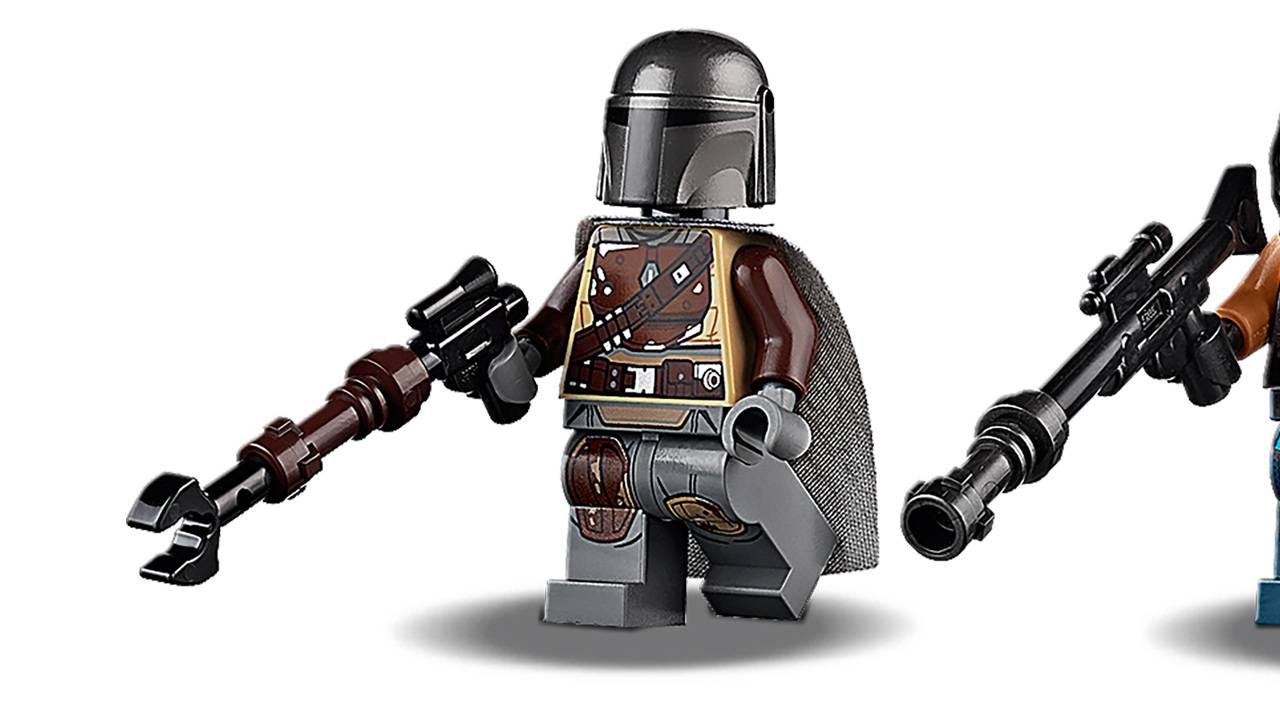 Star Wars Mandalorian, Skywalker LEGO sets revealed