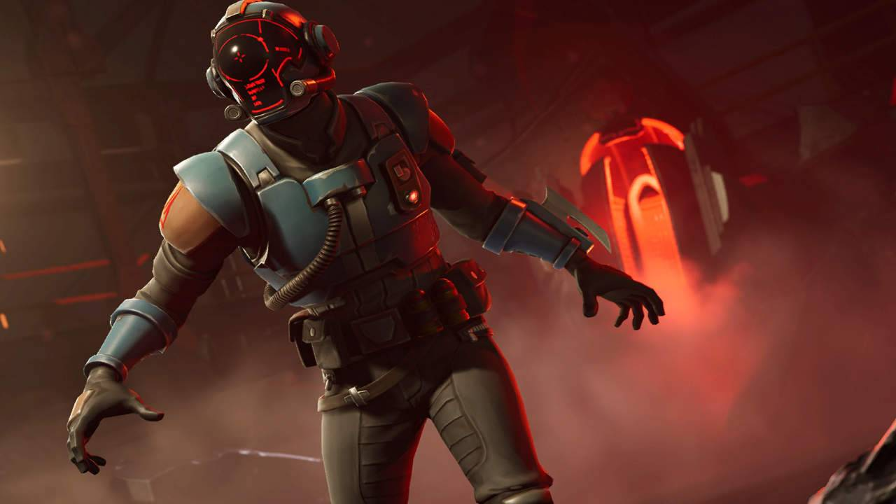 Fortnite leaks tease BRUTE mech suit virus and new battle royale map