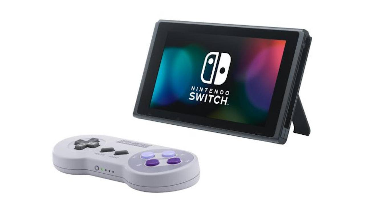 Nintendo Switch SNES controller is now available for an exclusive group