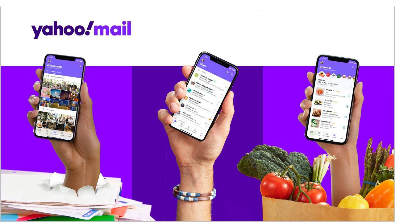 Yahoo Mail mobile apps get updated to prove it's still alive