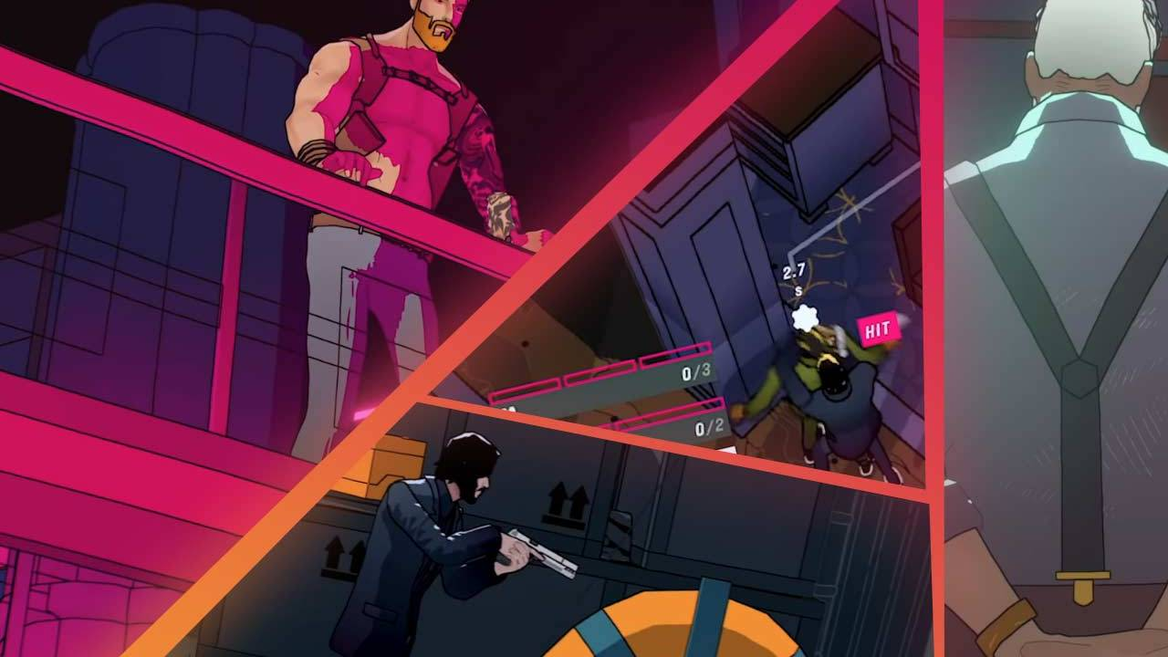 John Wick Hex game trailer and release date revealed