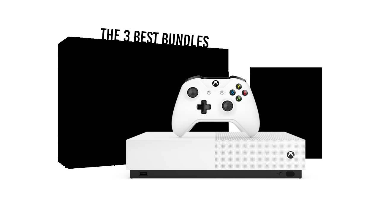 The 3 best Xbox One bundles in Fall 2019