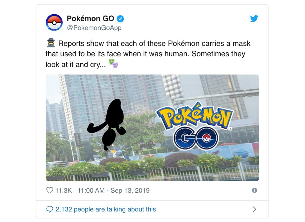 Pokemon Go Halloween Leaks Are Here Again Slashgear