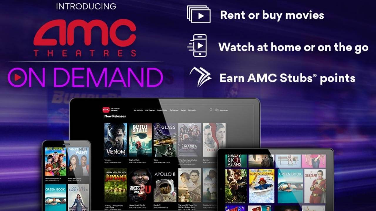 AMC Theaters on Demand embraces the streaming revolution