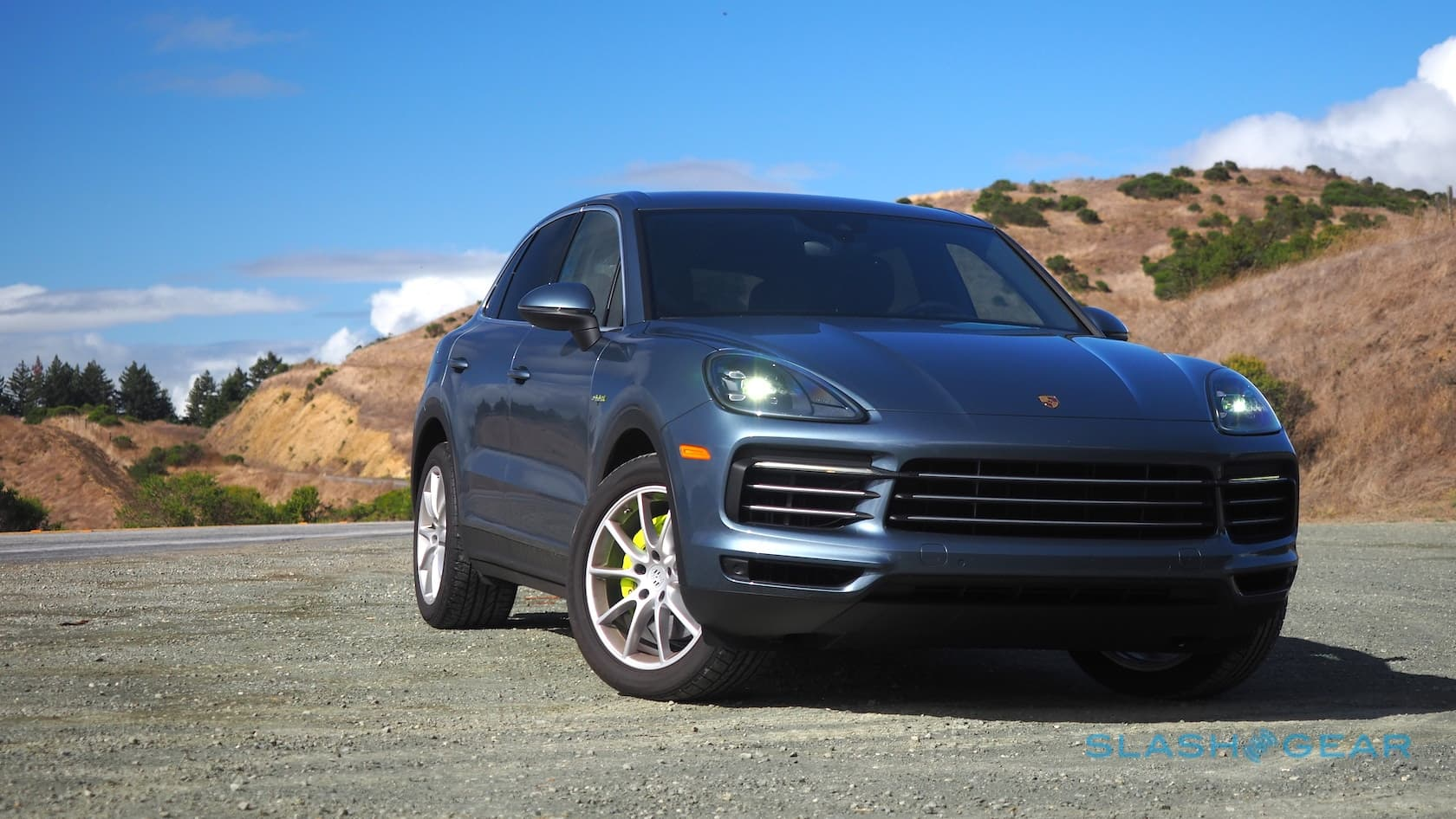 2019 Porsche Cayenne E Hybrid Review The E Is For Excellent Slashgear