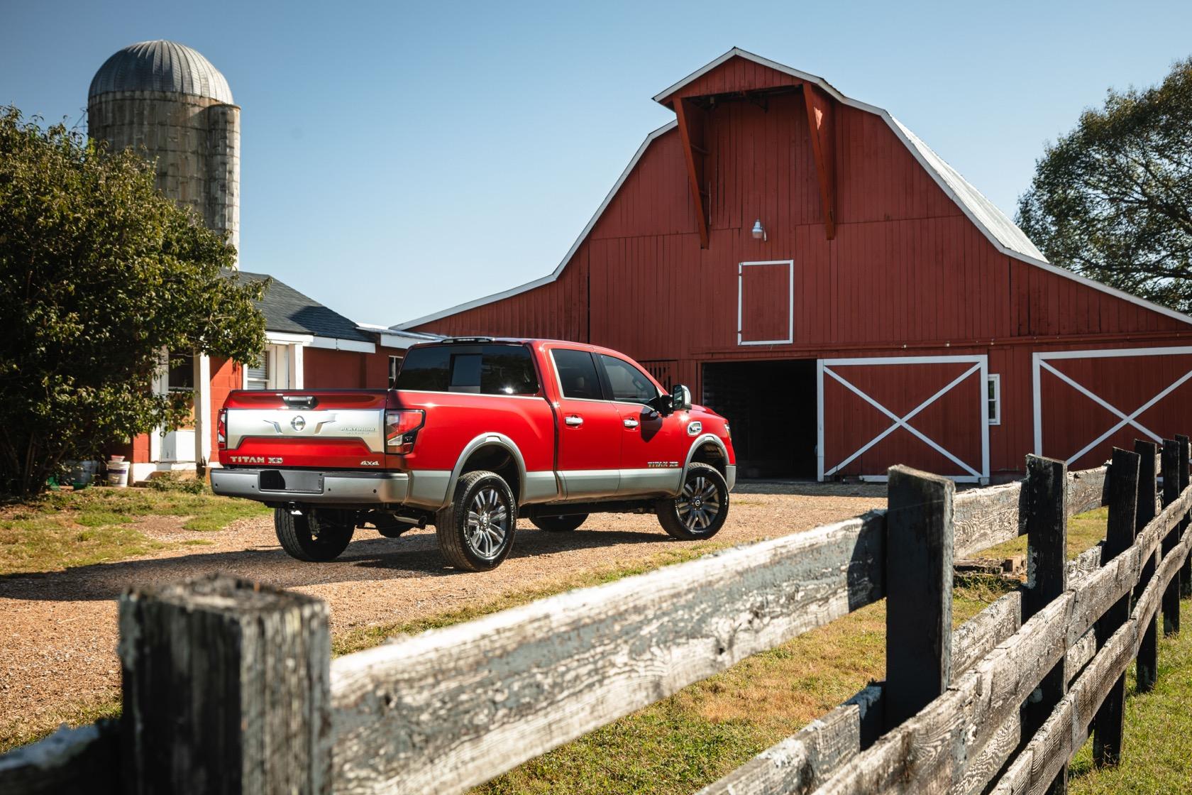 2020 Nissan Titan Diesel Research New