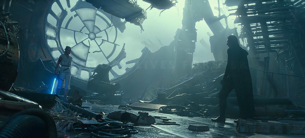 Star Wars The Rise Of Skywalker 4k Trailer Breakdown Slashgear
