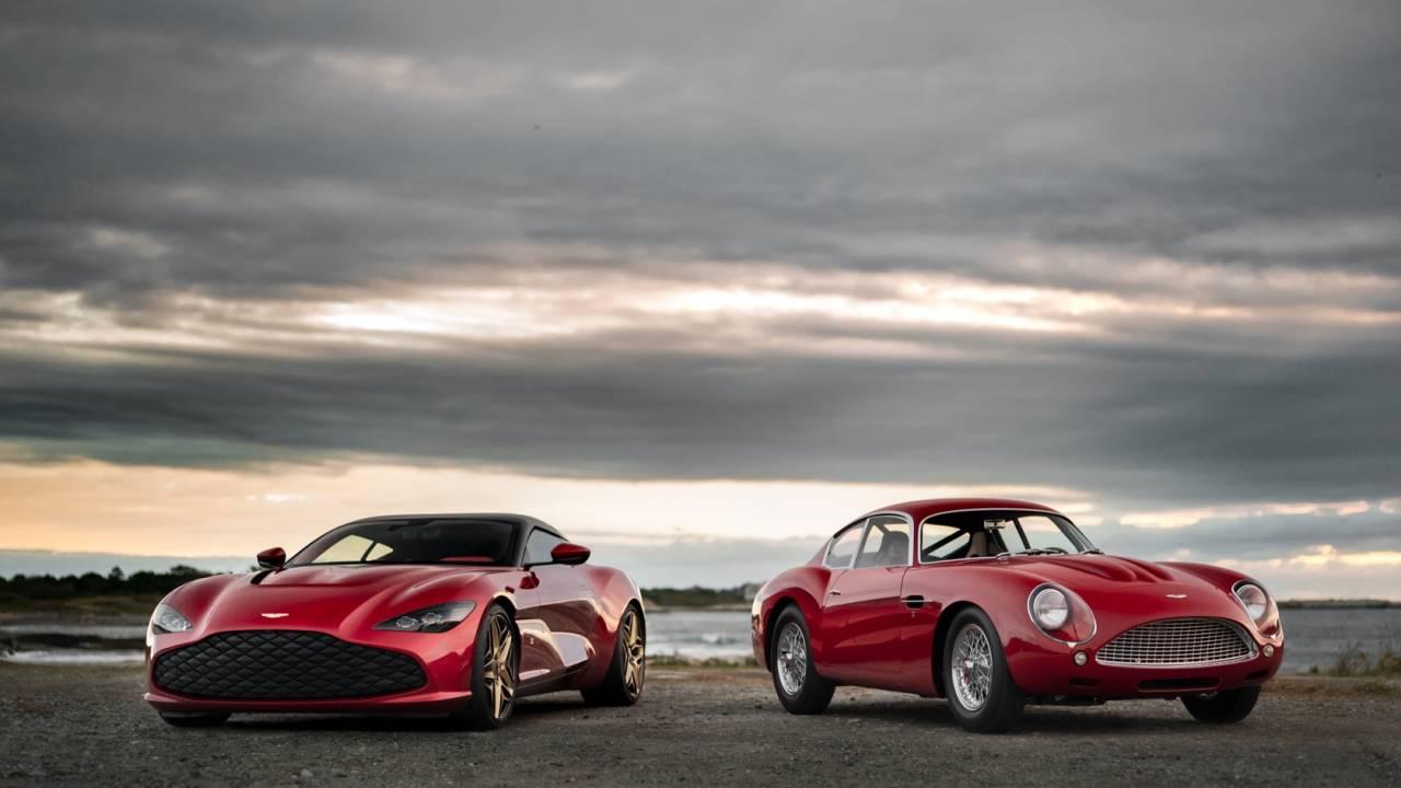 Aston Martin DBS GT Zagato Gallery