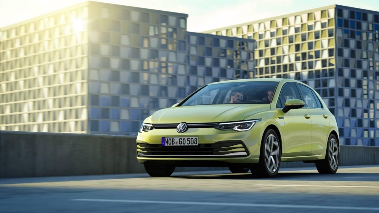 2020 Volkswagen Golf 8th Generation Gallery