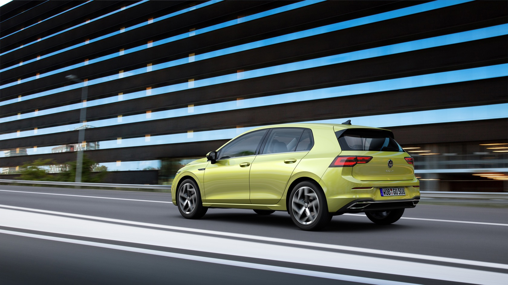 2020 VW Golf 8th Gen revealed: Five hybrids, GTI and R