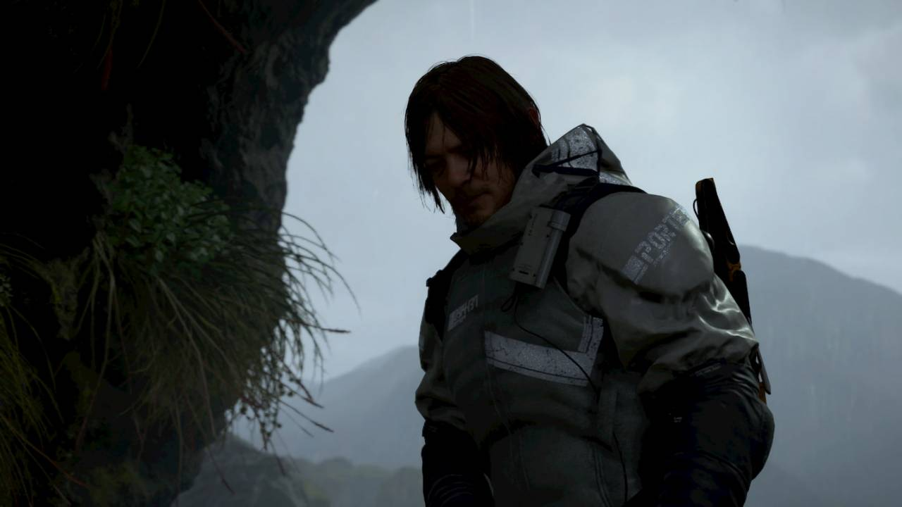 New Death Stranding trailer is pure post-Konami Hideo Kojima madness