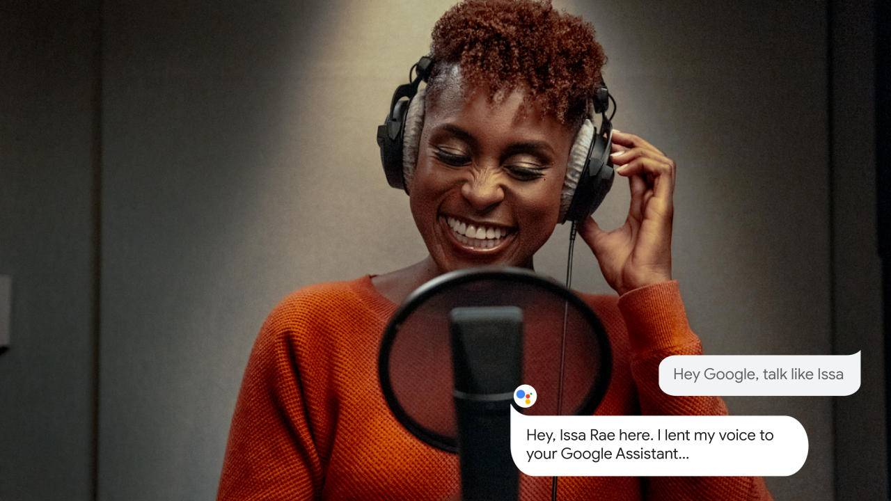 Google Assistant can sound more fly with Issa Rae voice