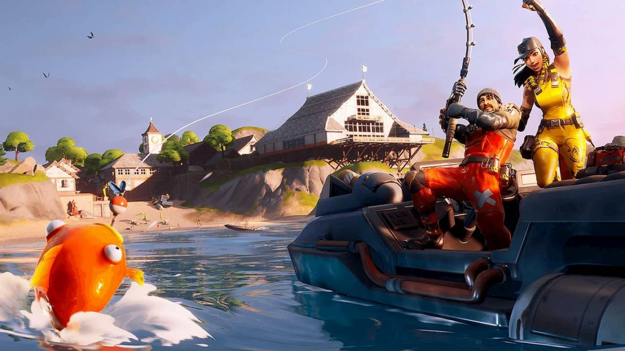 Fortnite Chapter 2 is here and it's big