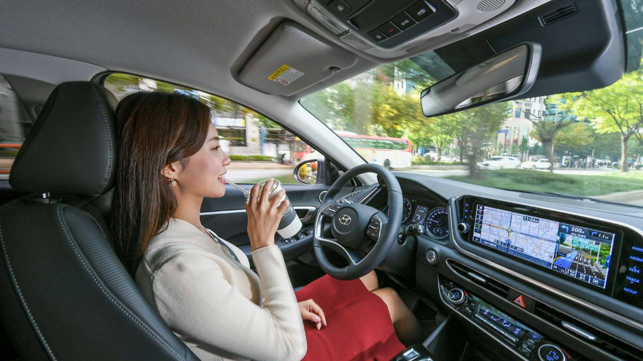 Hyundai machine learning Smart Cruise Control debuts