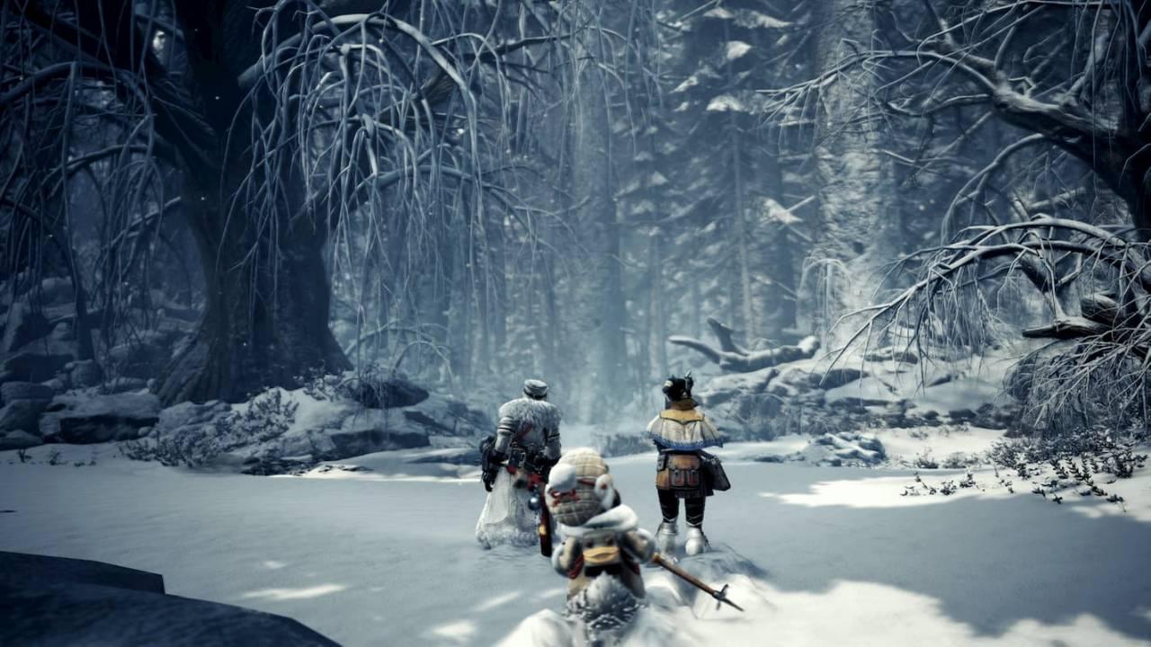 Monster Hunter World: Iceborne PC release date confirmed