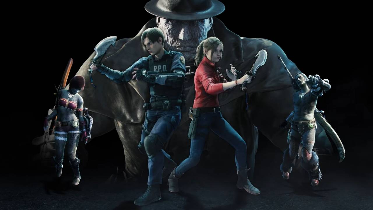 Monster Hunter World: Iceborne is getting a wacky Resident Evil crossover