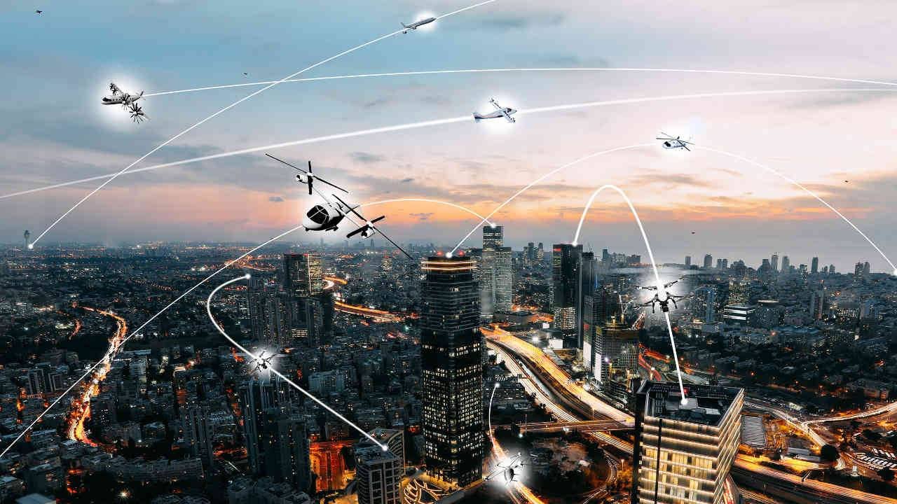 NASA and Uber plan tests to support future air travel over cities