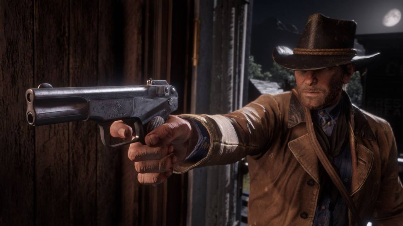 Red Dead Redemption 2 gets first PC screenshots, system requirements