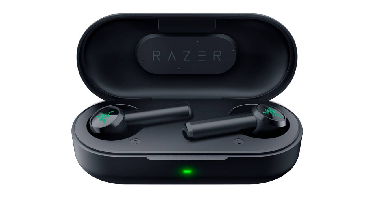 Razer Hammerhead true wireless earbuds promise low latency for gaming