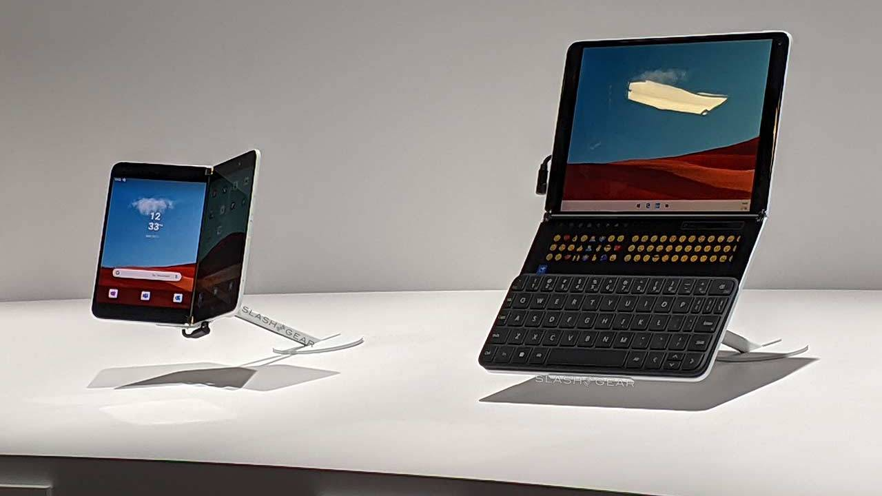 Here's all the Microsoft Surface videos from today's huge event