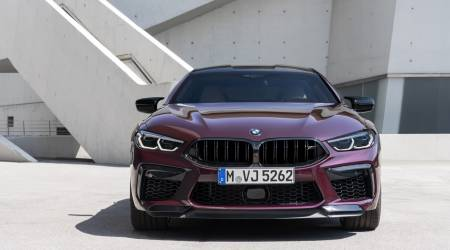 2020 BMW M8 Gran Coupe Gallery