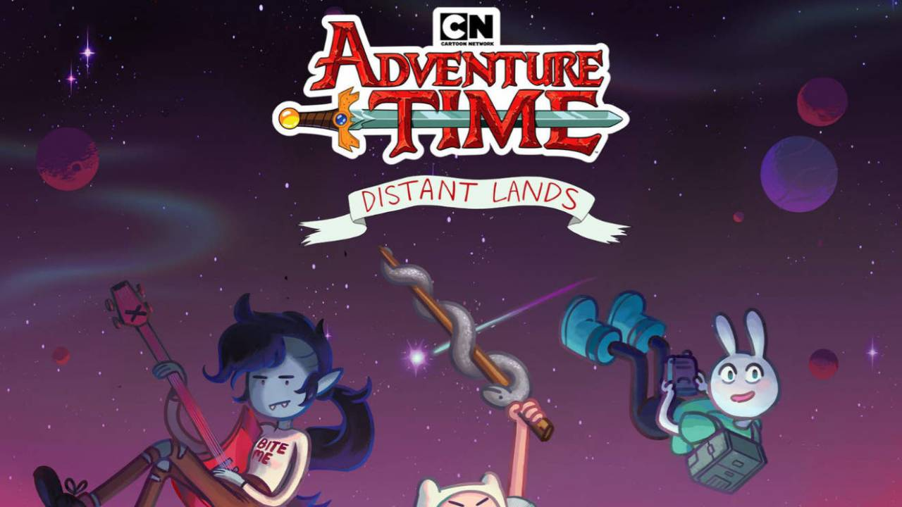 What you need to know about the Adventure Time revival | 720x1280