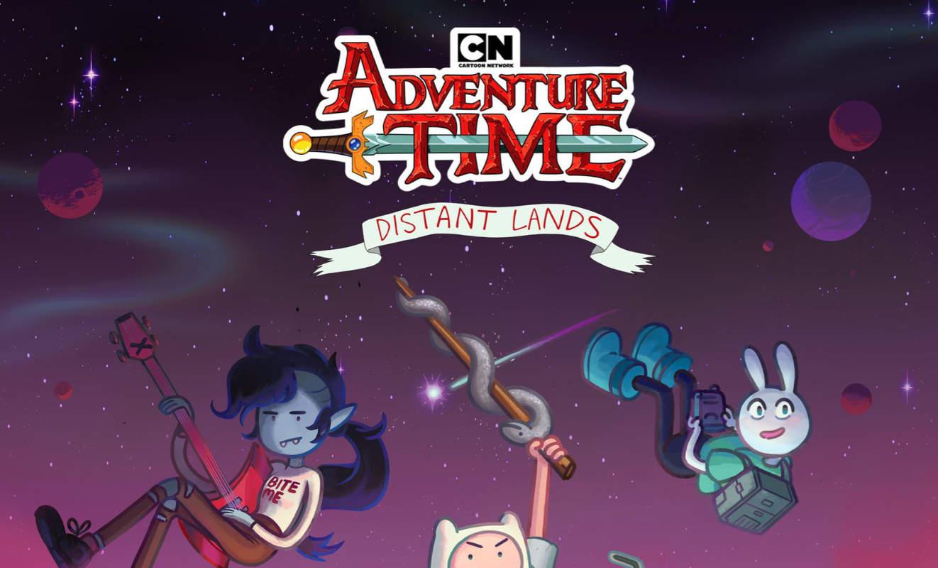 Adventure Time Stream Bs