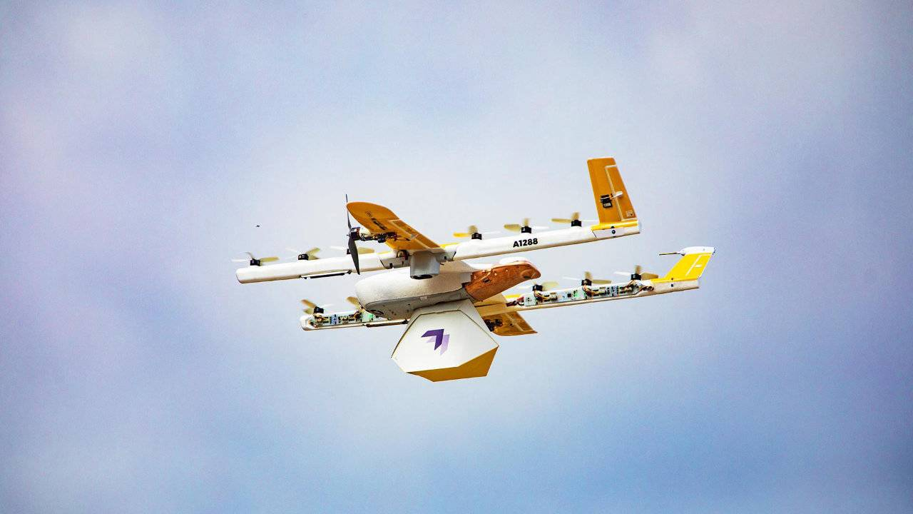 Alphabet's Wing starts delivering packages with drones in Virginia