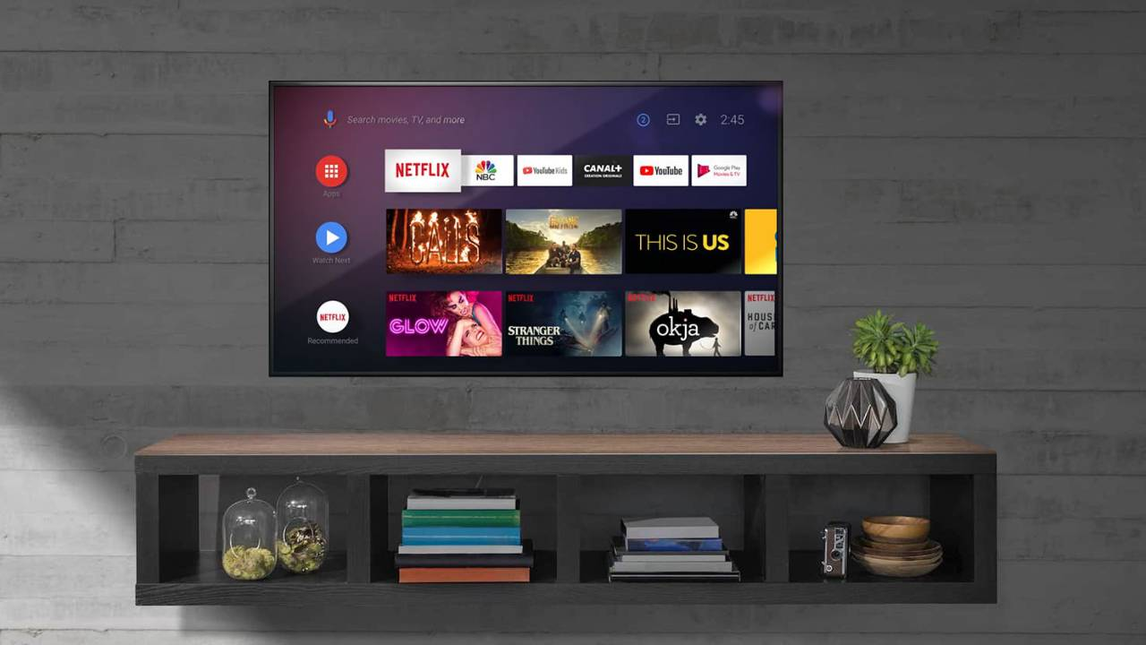 Google isn't giving up on Android TV