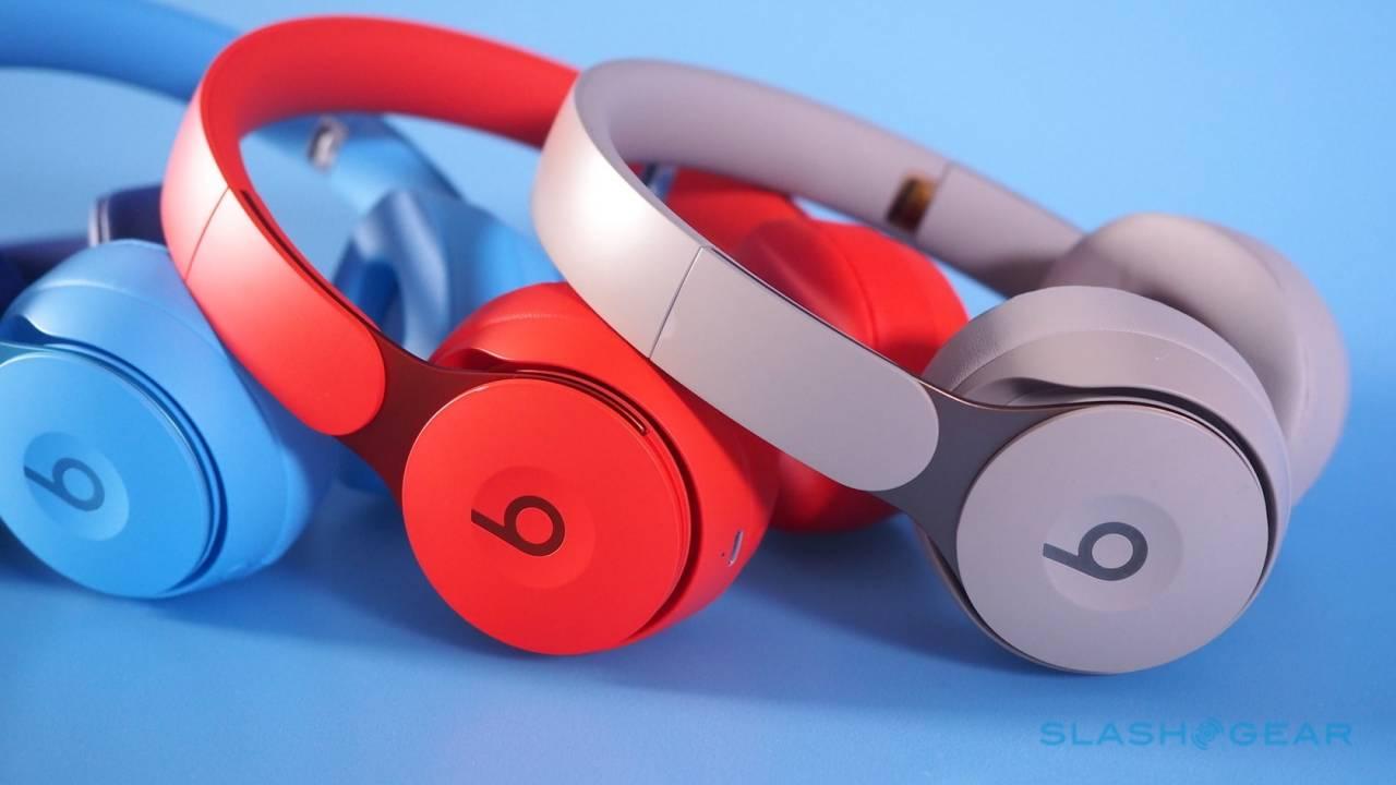 Beats Solo Pro headphones add smarter active noise cancelling